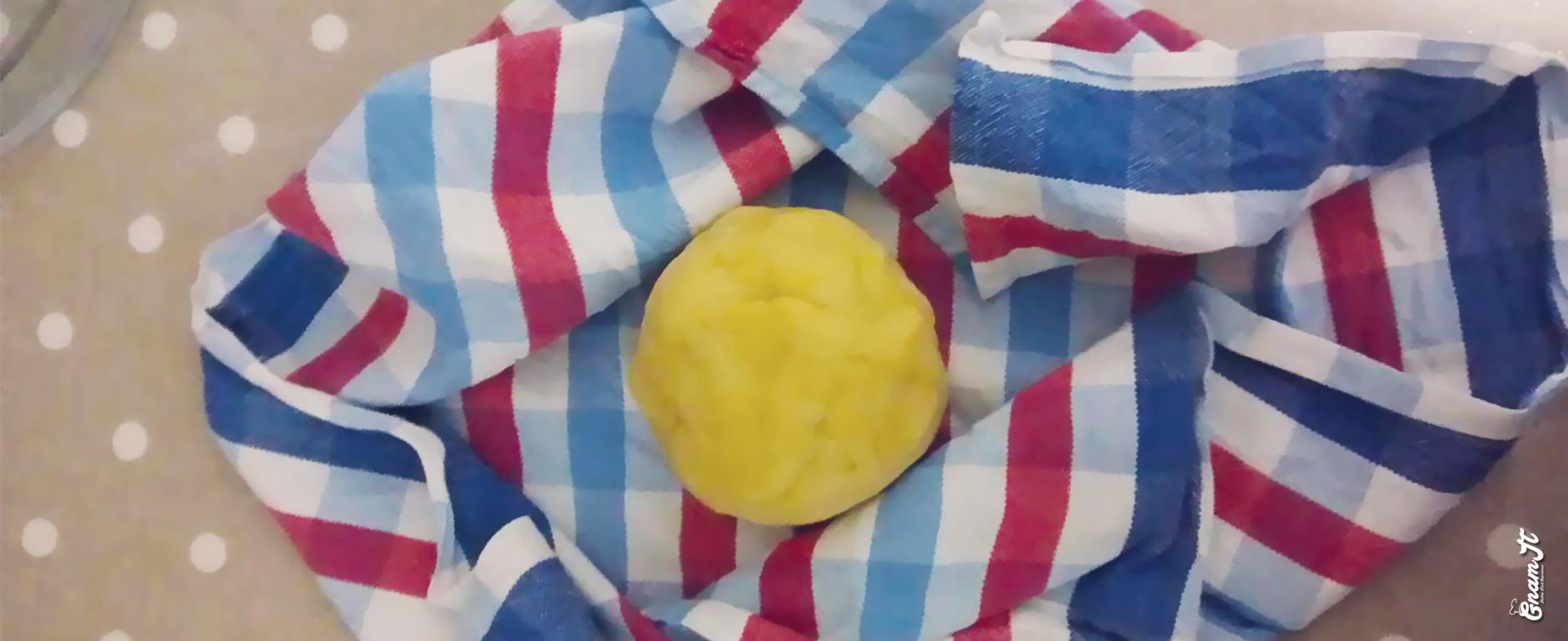 Pasta frolla – Ricetta – Gnamit