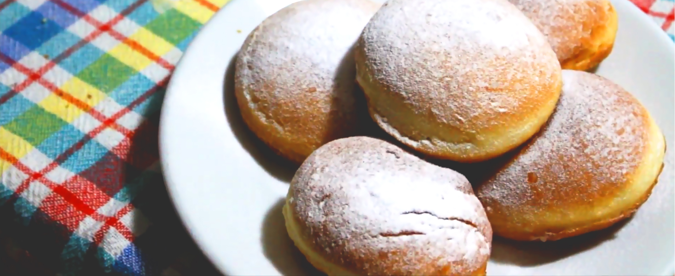 Krapfen Alla Crema Pasticcera Gnamit Food Tasty Il Nuovo Portale