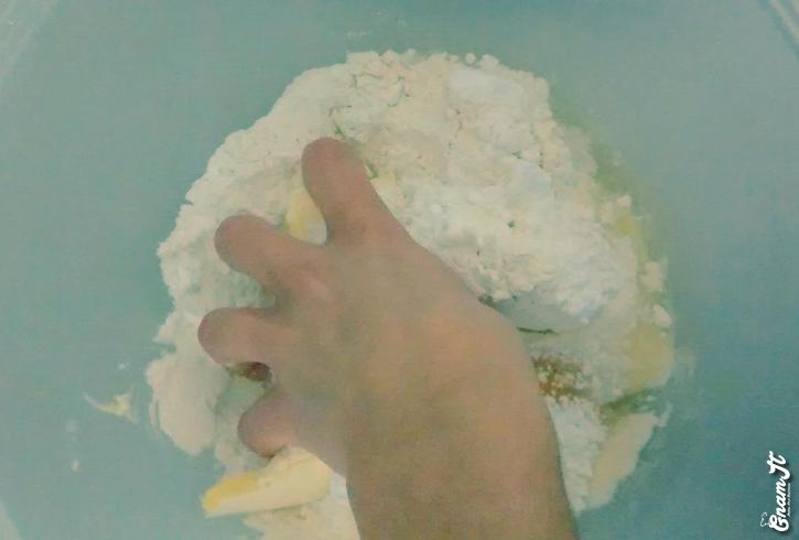 pasta frolla 2 gnamit