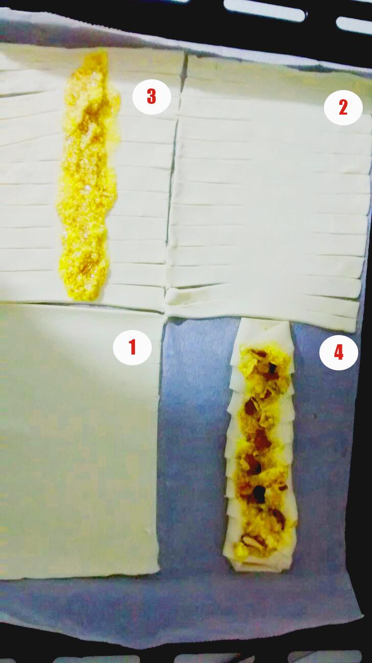 step 2 dettagli treccine succo acero e noci gnamit food