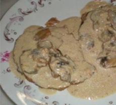 Ricetta Scaloppine di maiale ai funghi gnamit step 3