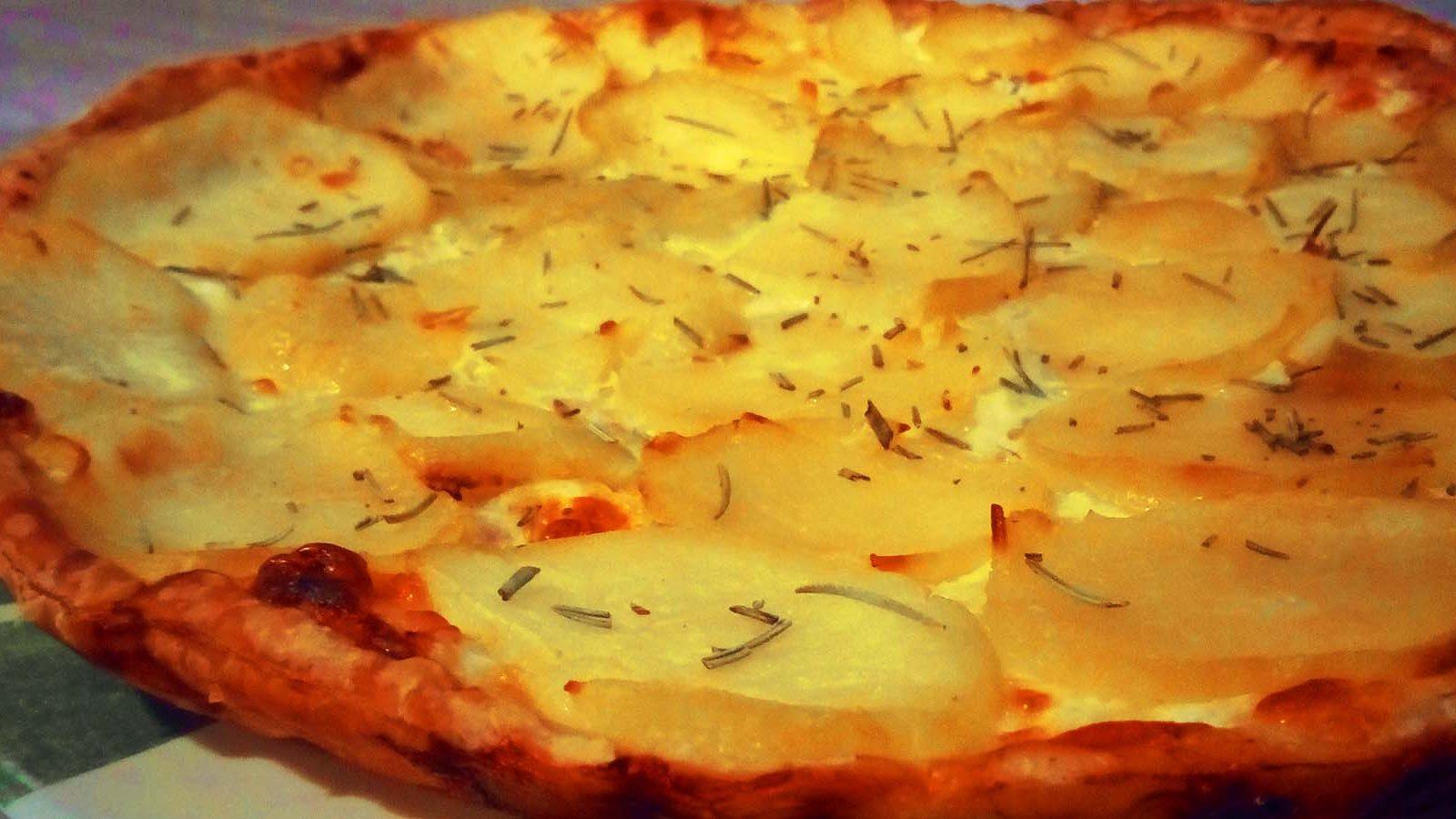 quiche ricotta e patate