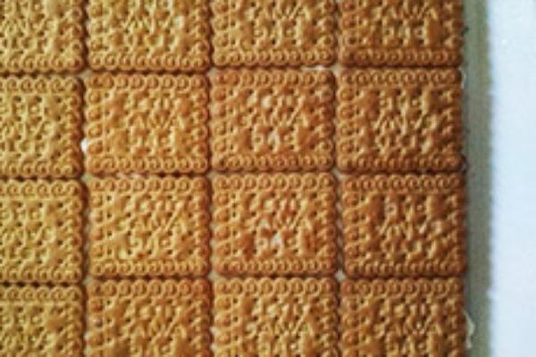 Gelato al biscotto fatto in casa Gnamit step 3