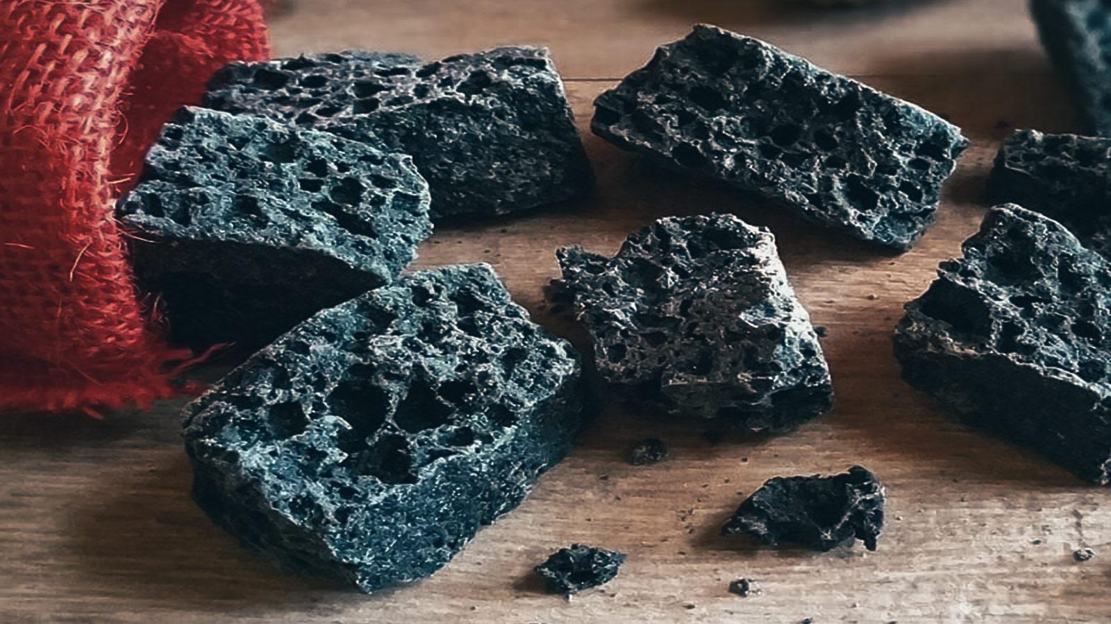 carboni dolci della befana